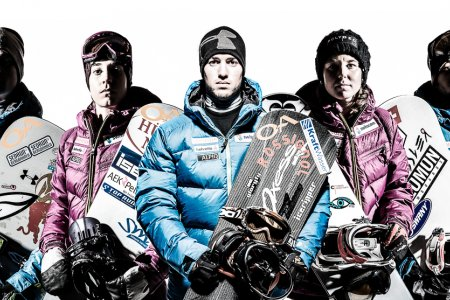 Swiss Snowboard Boardercoss Team
